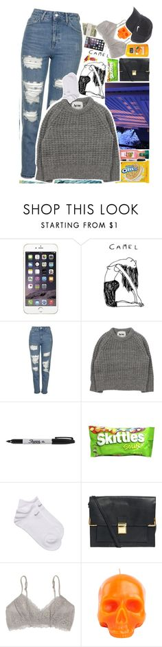 """""""Pay attention to health care legislation. 💌"""" by biteesizedd ❤ liked on Polyvore featuring AT&T, Jack Spade, Topshop, Sharpie, NIKE, ASOS, Madewell and D.L. & Co."""