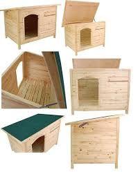 Resultado de imagen para casas para perros con palets