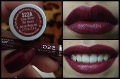 wet n wild dark wine lipstick - Google Search