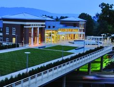 University of Virginia's South Lawn Arts and Science Complex in Charlottesville, VA receives LEED Gold Certification