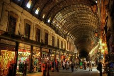 Hamidia Market, Damascus, Syria
