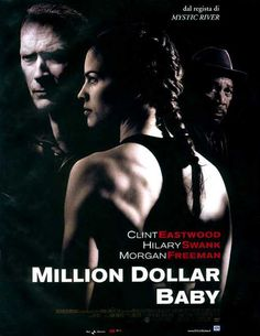"""Million Dollar Baby"" could be summed up as a boxing movie, but that would be missing the entire point of the film.  The film's heart and soul is the human story. The relationship drama is never overwhelmed by what takes place in the boxing ring. ""Million Dollar Baby"" is a story of redemption, a touching tribute to the way strangers connect and form a family."