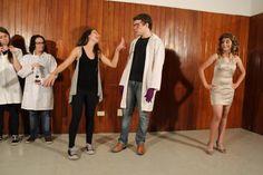 O Centro Cultural Authos Pagano oferece oficina gratuita de teatro às segundas-feiras, sempre 14h.