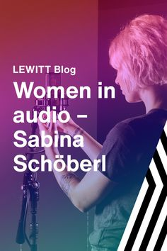 We talked with audio engineer Sabina Schöberl about gear, live sound and some of the challenging aspects of working in a male dominated field. Check out the full story on the LEWITT blog to get some insights into how one can navigate their way through some of these challenges as a woman in the music industry. World Womens Day, Audio Engineer, Music Industry, Ladies Day, Insight, Engineering, Challenges, How To Get, Woman