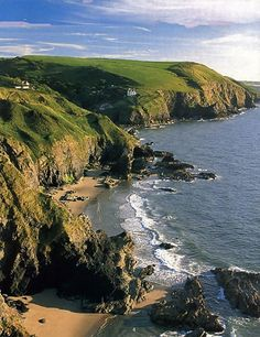Wales- want to go!