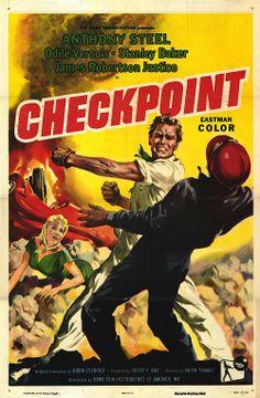 CHECKPOINT DVD Movie 1956