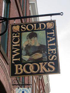 Twice Sold Tales Books