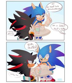 Shadow The Hedgehog, Sonic The Hedgehog, Sonic Fan Characters, Fictional Characters, Shadow Face, Sonic Funny, Sonic And Shadow, Manga Collection, Echidna