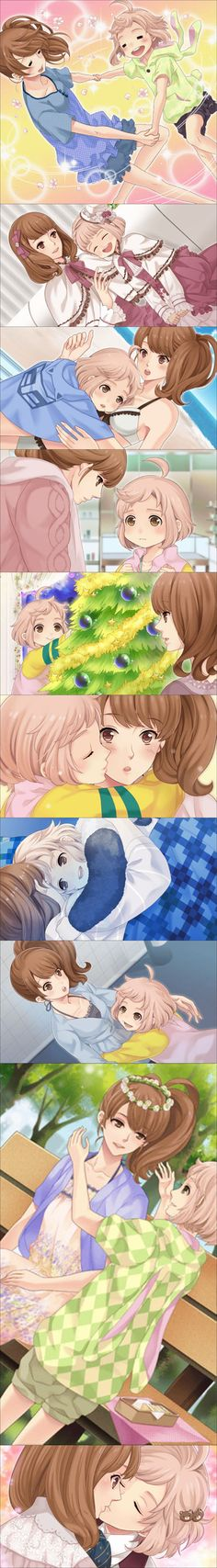 Brothers Conflict - Wataru and Ema THE BEST ENDING IN THE GAME EVEEEEEERR *3*