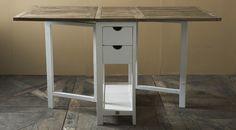 Salontafel Riviera Maison 'WOOSTER BAR TABLE' 180x180 - Meubelen Jonckheere
