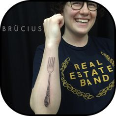 #BRÜCIUS #TATTOO #EUROPE #tour #SanFrancisco #brucius #natural #science #engraving #etching #sculptoroflines #dotwork #blackwork #penandink #lines #nature #fork #winebottle #bordeaux #dotwork