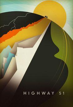 Poster Illustration by Skryingbreath