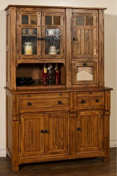 2416RO by Sunny Designs in Scottsdale, AZ - Sedona Hutch/buffet, 2pc/set