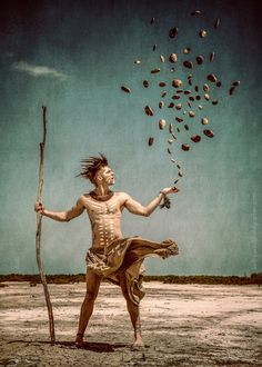 Terrakinesis / geomancy / earthbending /earth manipulation - The ability to control the element earth