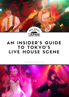 """A live house (ライブハウス) is a Japanese live music club – a music venue featuring live music. The term is a Japanese coinage (wasei eigo) and is mainly used in East Asia. It most frequently refers to smaller venues, which may double as bars, especially featuring rock, jazz, blues, and folk music."""" CLICK TO READ POST"""
