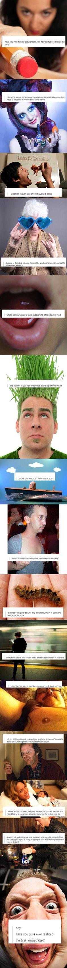 When the Internet gets deep…