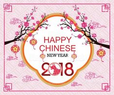 according the zodiac calendar the chinese new year 2018 will start from the april 2018 and it will continue for 28 april