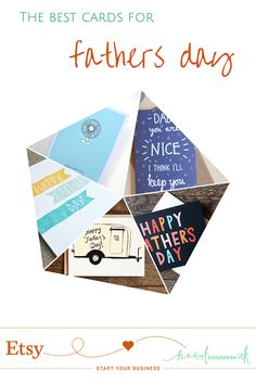 Incredible Fathers Day Cards from Etsy - http://www.decorationarch.com/creative-ideas/incredible-fathers-day-cards-from-etsy.html -