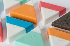 Triangule soap