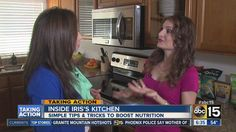In case you didn't catch the story on ABC15 Arizona, @SooFoo was featured by Michelle Dudash, RD in a healthy kitchen favorites segment.