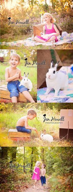 #childrens photography childrens photography childrens photography with bunny natural light portraits