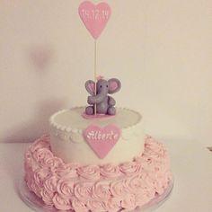 Kage Tanke, Christening Cakes, Baking Tips, Amazing Cakes, Cake Decorating, Sweet Tooth, Baby Shower, Inspiration, Baptism Cakes