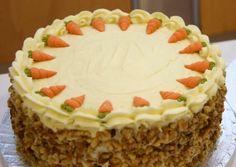 Carrot & Walnut Cake - oh my......:)