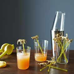 Drink Stirrers (Set of 10)