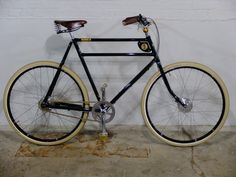 Pashley Speed 5 Bike English Path Racer - Modified Bicycle