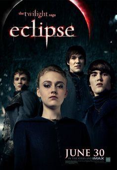 The Volturi Poster including Demetri, Jane, Felix and Alec for The Twilight Saga: Eclipse