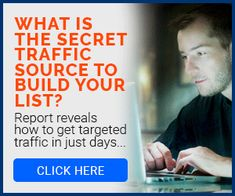Discover this Secret Traffic source were using!