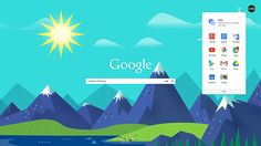 Google Search Concept on Behance