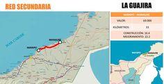 Invías publicó pliegos para construcción de carretera entre Mayapo y Manaure « Hoy es Noticia - Rosita Estéreo