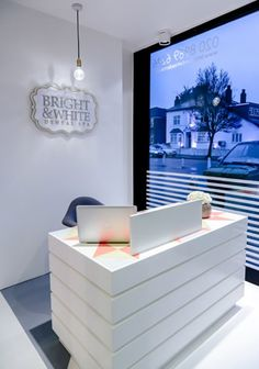 Bright and White | Practice designed by DDPC Ltd | Interior Designers for Dentists and Dental Practices