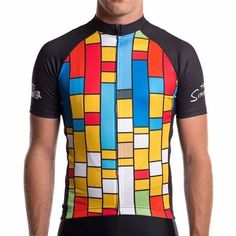 The Simpsons Family Colors Jersey (No Bib)