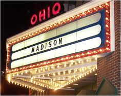 Our Historic Downtown Ohio Theater. Hanover College, Madison Indiana, Tours Of England, Jefferson County, Free Admission, College Students, Back Home, Ohio, Nostalgia