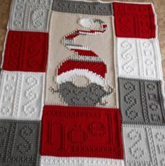 Make the house feel festive or give as a gift, this blanket design is easy to complete. The entire blanket requires only three crochet stitches - chain stitch, single crochet and the popcorn stitch. The pattern includes row by row written instructions, a chart, a list of materials