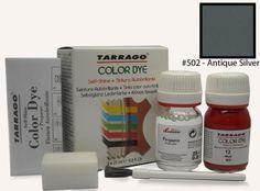 "Tarrago Self Shine Color Dye 25ml. Double #502 ""Metallic"" Antique by Tarrago. $10.85. Tarrago Dyes change color. Changes color"