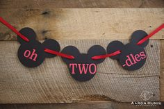 16 mickey mouse clubhouse birthday party - YS Edu Sky Mickey Mouse Bday, Mickey Mouse Clubhouse Birthday Party, Mickey Y Minnie, Mickey Mouse Parties, Mickey Birthday, Mickey Party, 2nd Birthday Boys, Second Birthday Ideas, 2nd Birthday Parties