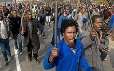 Gunmen kill 2 Nigerians in South Africa