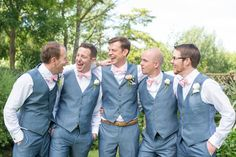 Louise and Neil – WEDDING Warwick house Southam Photography groomsmen outfit inspiration - bow ties