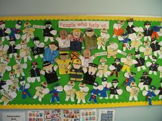 people who help us preschool - Google Search