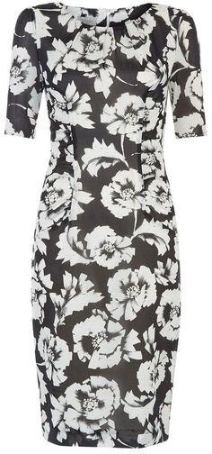 Hobbs Avery Rose Dress