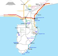 Izu Travel: Access, Transportation and Orientation