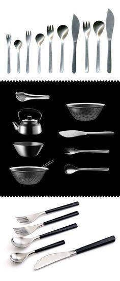 日本設計大師柳宗理之餐具廚房用品