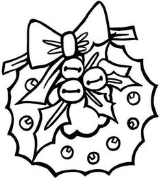 1,453 Printable Christmas Coloring Pages the Kids Will Love: Printable Christmas Coloring Pages at Preschool Coloring Book
