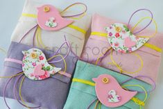 craft room - γάμος, βάπτιση, διακόσμηση: shabby chic Baptism Favors, Baptism Ideas, Coin Purse, Shabby Chic, Bird, Crafts, Craft, Ornaments, Manualidades