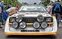 Audi 80 Quattro S1
