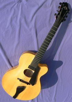 2006 Dale Unger American Legend Seven String