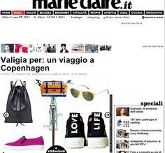 Fabio Rusconi on MarieClaire.it